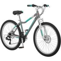 """Велосипед Schwinn Breaker Womens 26"""" (серый/бирюзовый, 2019) купить в Минске"""