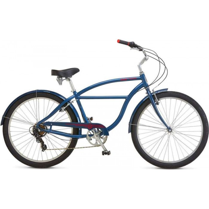 "Велосипед Schwinn Alu 7 27.5"" (синий, 2019) купить в Минске"