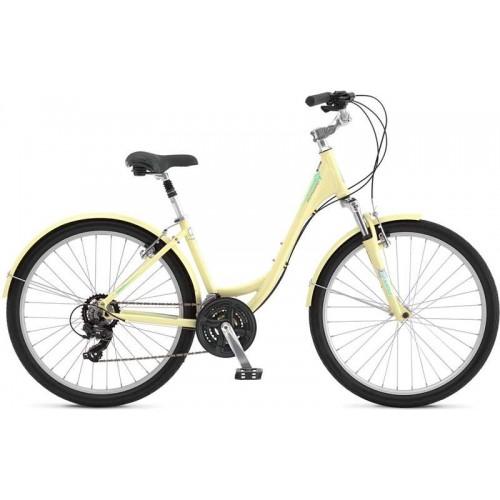 "Велосипед Schwinn Sierra Women 26"" (желтый, 2019)"