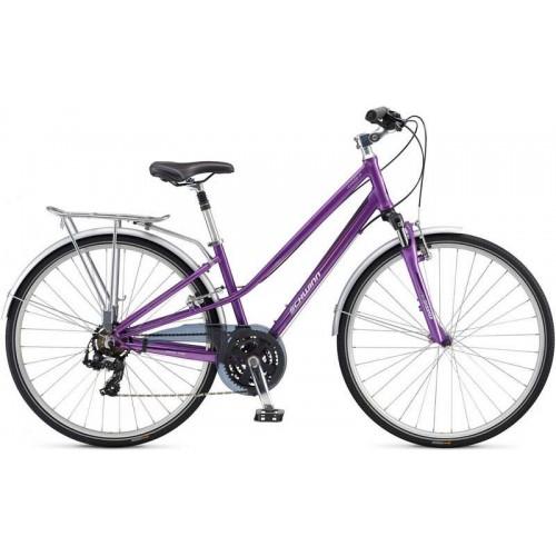 "Велосипед Schwinn Voyageur Commute Women 28"" (фиолетовый, 2019)"