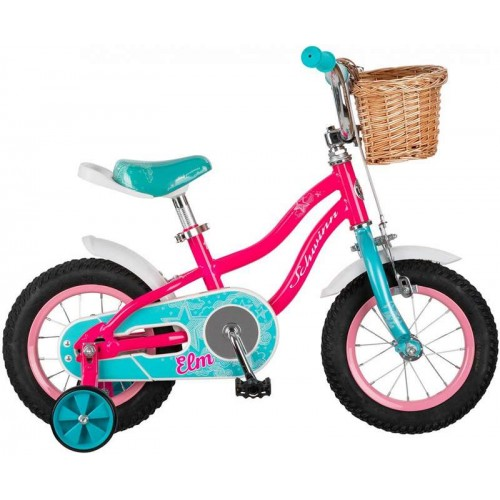 "Велосипед Schwinn Elm 12"" (розовый, 2020)"