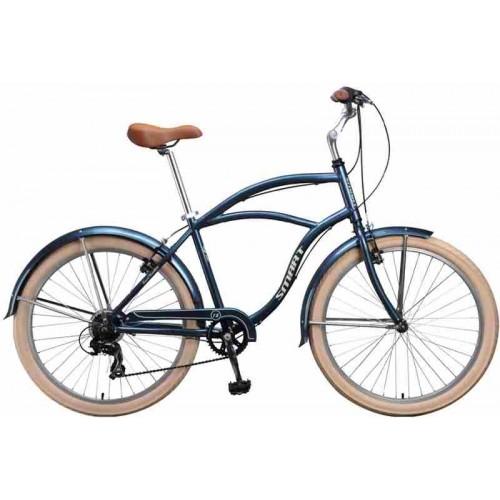 """Велосипед Smart Varadero 26"""" серый (2017)"""