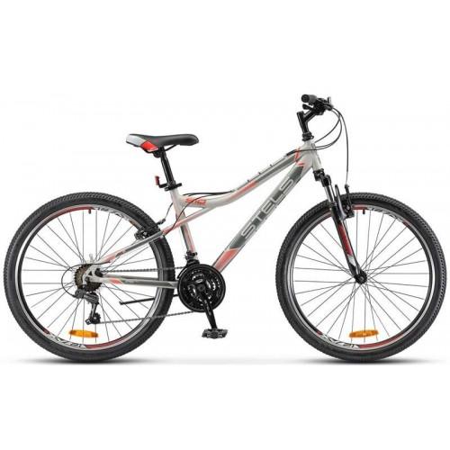 """Велосипед Stels Navigator 510 V 26"""" V030 (серый, 2018)"""
