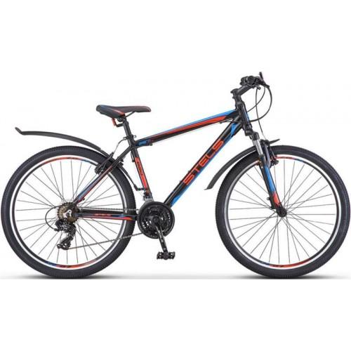 """Велосипед Stels Navigator 620 V 26"""" V010 (чёрный, 2019)"""