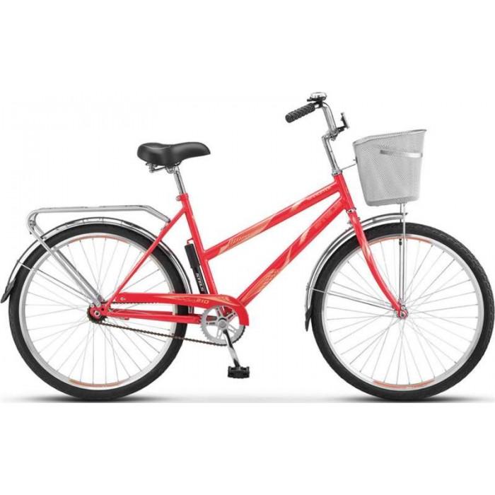"""Велосипед Stels Navigator 210 Lady 26"""" Z010 (коралловый, 2018) купить в Минске"""