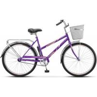 """Велосипед Stels Navigator 210 Lady 26"""" Z010 (фиолетовый, 2018) купить в Минске"""