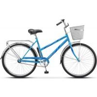 """Велосипед Stels Navigator 210 Lady 26"""" Z010 (морская волна, 2018) купить в Минске"""