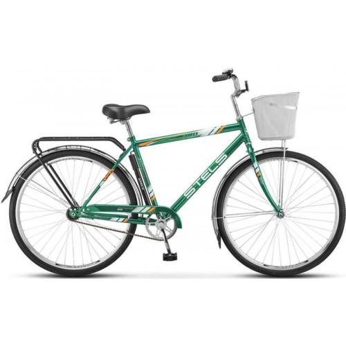 """Велосипед Stels Navigator 300 Gent 28"""" Z010 (зеленый, 2018)"""