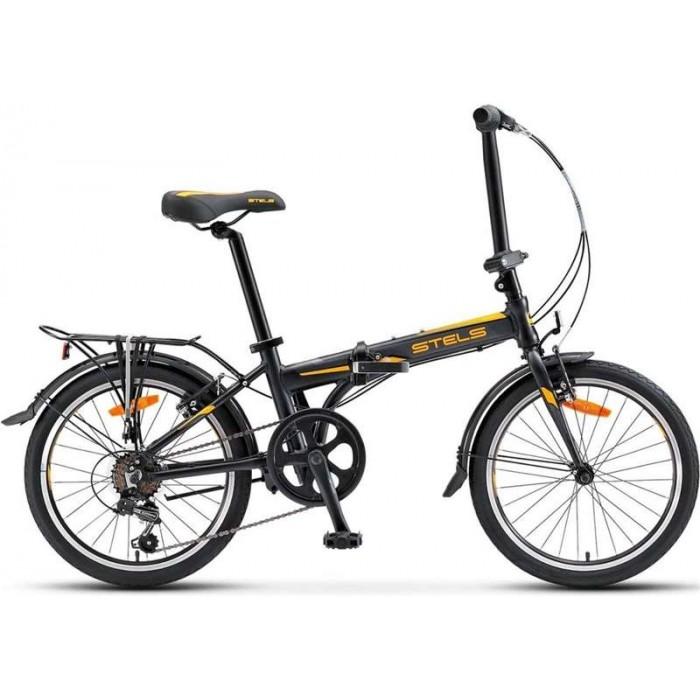 """Велосипед Stels Pilot 630 20"""" (черный, 2018) купить в Минске"""