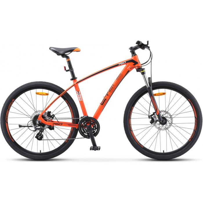 Велосипед Stels Navigator 750 MD 27.5 V010 (2021)