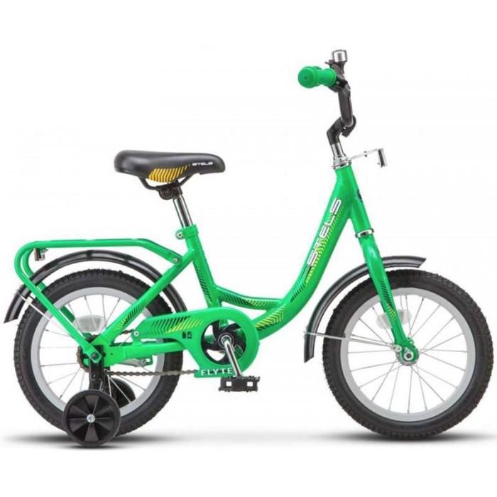 """Велосипед Stels Flyte 14"""" Z010 (зеленый, 2018) купить в Минске"""