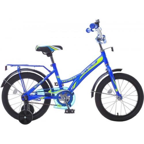 """Велосипед Stels Talisman 14"""" Z010 (синий, 2018)"""