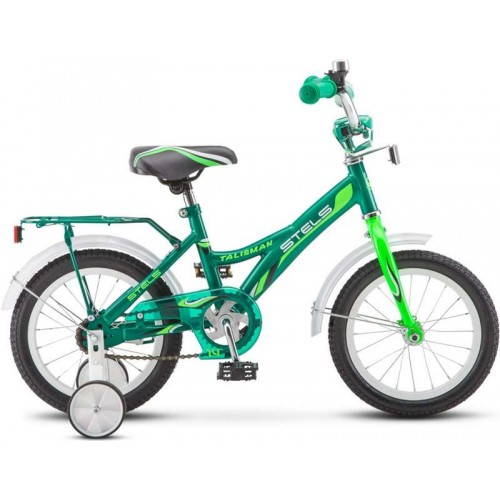 "Велосипед Stels Talisman 14"" Z010 (зеленый, 2018)"