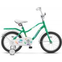 """Велосипед Stels Wind 14"""" Z010 (зеленый, 2018) купить в Минске"""