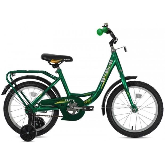 """Велосипед Stels Flyte 16"""" Z010 (зеленый, 2018) купить в Минске"""