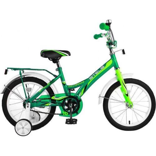 "Велосипед Stels Talisman 16"" Z010 (зеленый, 2018)"