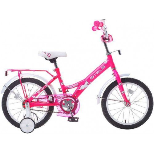 """Велосипед Stels Talisman Lady 16"""" Z010 (розовый, 2018)"""