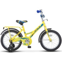 "Велосипед Stels Talisman 18"" Z010 (желтый, 2018)"