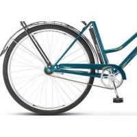 """Велосипед Stels Navigator 305 Lady 28"""" Z010 (морская волна, 2018) купить в Минске"""