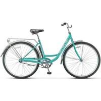 """Велосипед Stels Navigator 345 28"""" Z010 (морская волна, 2018) купить в Минске"""
