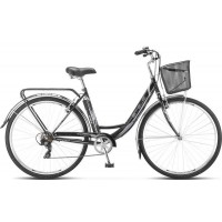 """Велосипед Stels Navigator 395 28"""" Z010 (черный, 2018) купить в Минске"""
