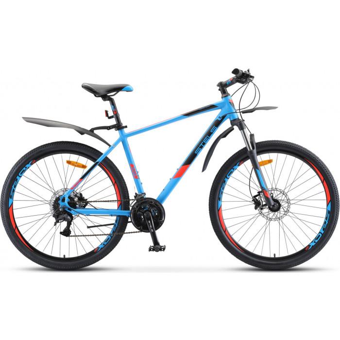 Велосипед Stels Navigator 745 D 27.5 V010 (2021)