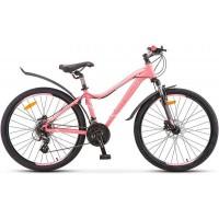 """Велосипед Stels Miss 6100 D V010 26"""" (розовый, 2019) купить в Минске"""