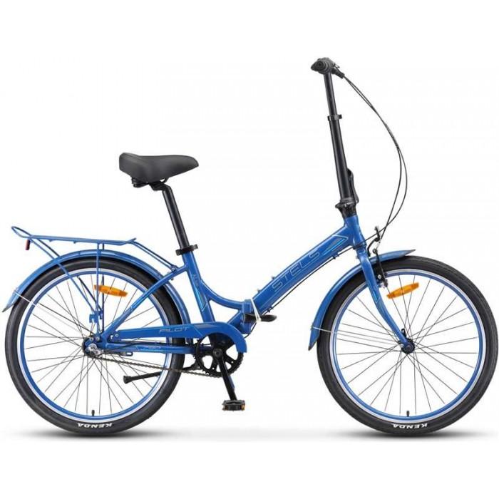 """Велосипед Stels Pilot 780 24"""" V010 (синий, 2019) купить в Минске"""