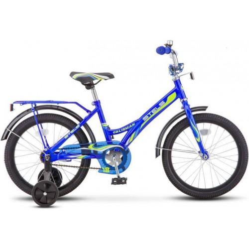 """Велосипед Stels Talisman 18"""" Z010 (синий, 2019)"""