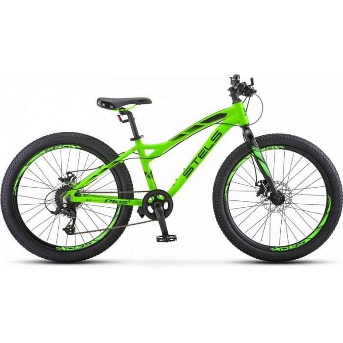 """Велосипед Stels Adrenalin MD 24"""" V010 (зеленый, 2019) купить в Минске"""