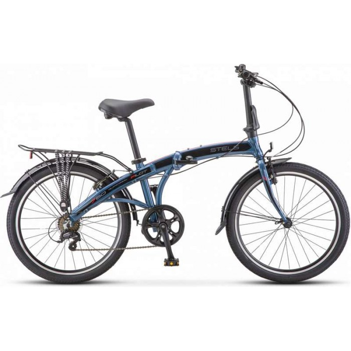 """Велосипед Stels Pilot 760 24"""" V010 (синий, 2019) купить в Минске"""