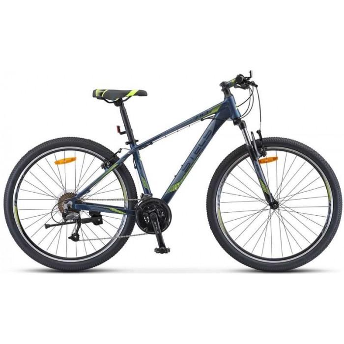 "Велосипед Stels Navigator 710 V 27.5"" V010 (темно-синий, 2019) купить в Минске"