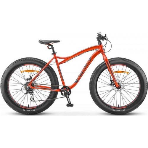 "Велосипед Stels Aggressor MD 26"" V010 (красный, 2019)"