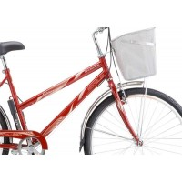 """Велосипед Stels Navigator 250 Lady 26"""" Z010 (темно-красный, 2019) купить в Минске"""
