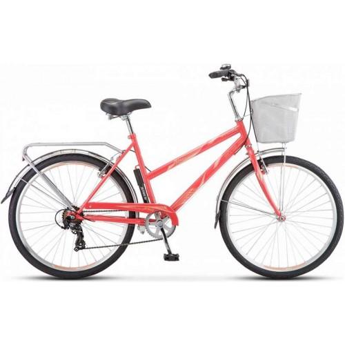 "Велосипед Stels Navigator 250 Lady 26"" Z010 (коралловый, 2019)"
