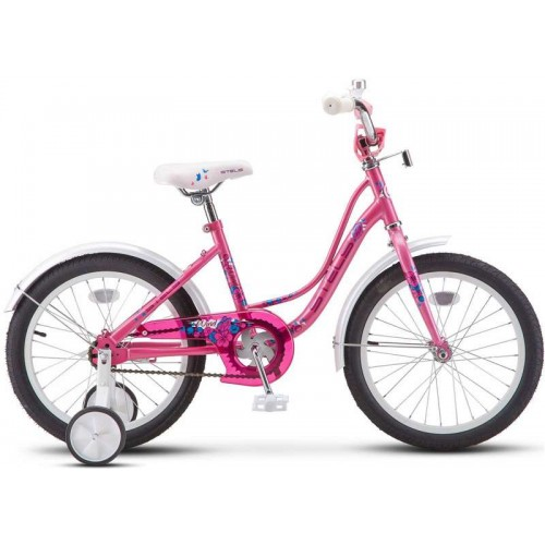 "Велосипед Stels Wind 14"" Z020 (розовый, 2019)"