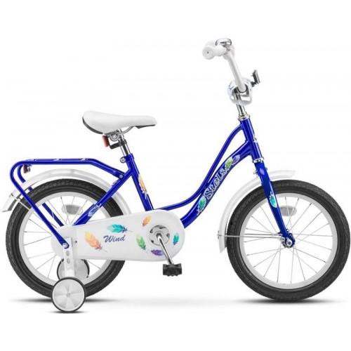 """Велосипед Stels Wind 16"""" Z020 (синий, 2019)"""