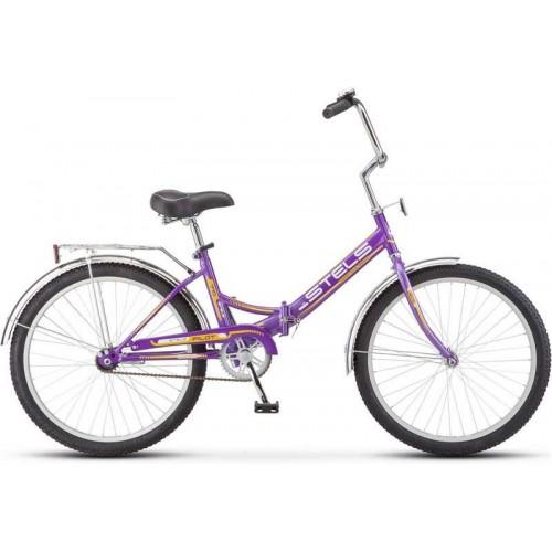 """Велосипед Stels Pilot 710 24"""" (фиолетовый, 2018)"""