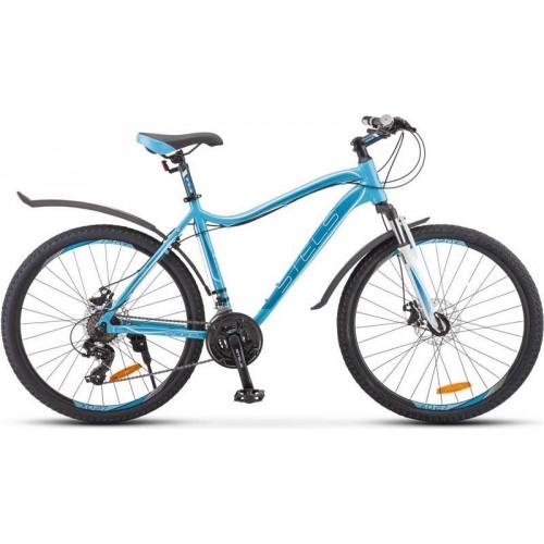 "Велосипед Stels Miss 6000 MD V010 26"" (голубой, 2020)"