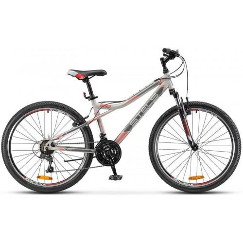 "Велосипед Stels Navigator 510 V 26"" V030 (серый/красный, 2019)"