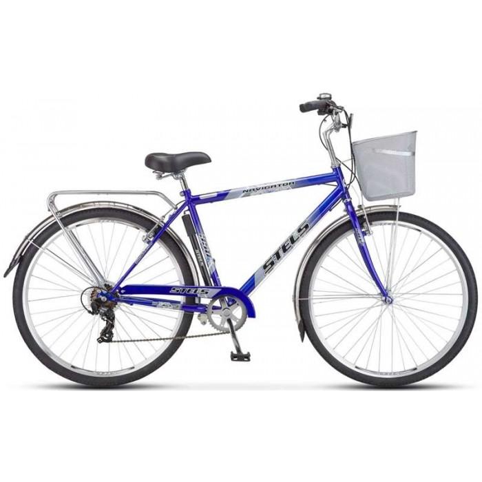 """Велосипед Stels Navigator 350 28"""" Z010 (синий, 2019) купить в Минске"""