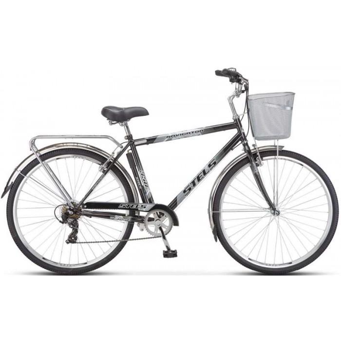 """Велосипед Stels Navigator 350 28"""" Z010 (черный, 2019) купить в Минске"""