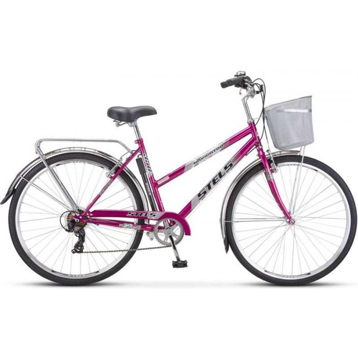 """Велосипед Stels Navigator 350 Lady 28"""" Z010 (фиолетовый, 2019) купить в Минске"""