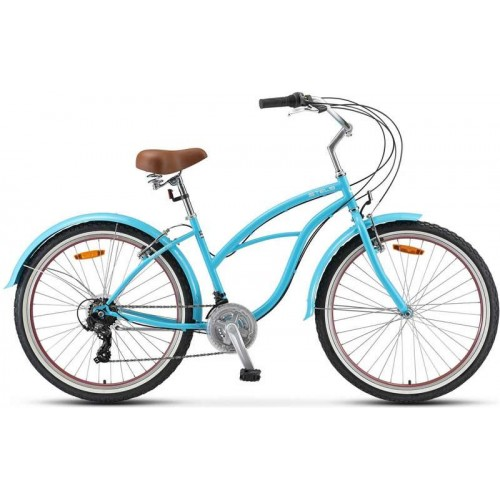 "Велосипед Stels Navigator 150 Lady 26"" V010 (голубой, 2020)"