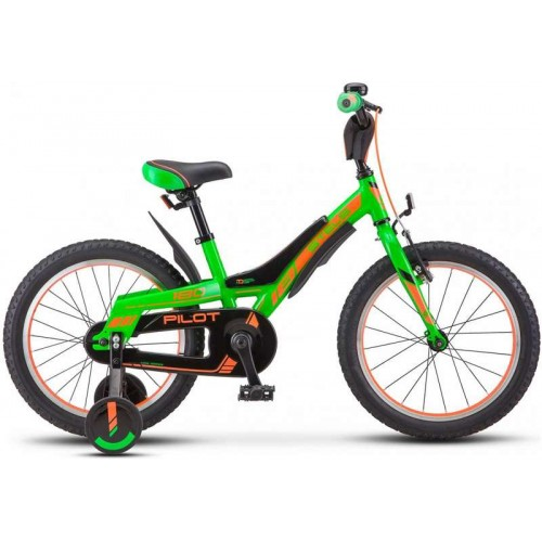 "Велосипед Stels Pilot 180 18"" V010 (зеленый, 2020)"