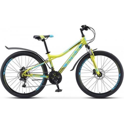 "Велосипед Stels Navigator 510 D 26"" V010 (салатовый, 2020)"