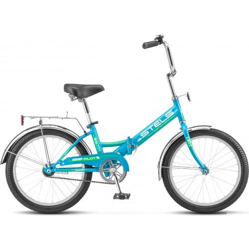 Детский велосипед Stels Pilot 310 20 Z011 (2021)