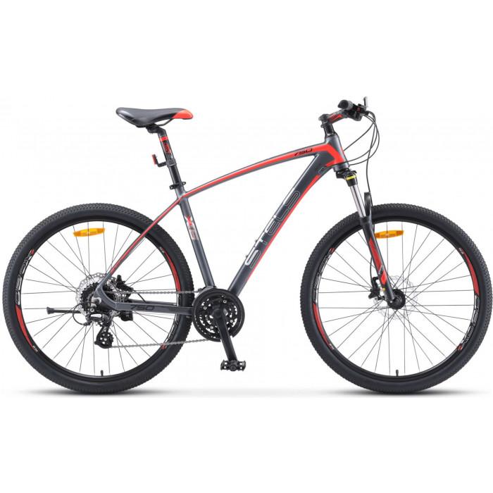 Велосипед Stels Navigator 750 D 27.5 V010 (2021)
