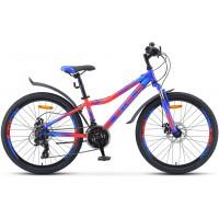 Велосипед Stels Navigator 410 MD 21-sp V010 (2021)