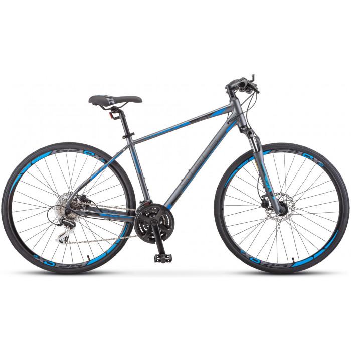 Велосипед Stels Cross 150 D Gent 28 V010 (2021)